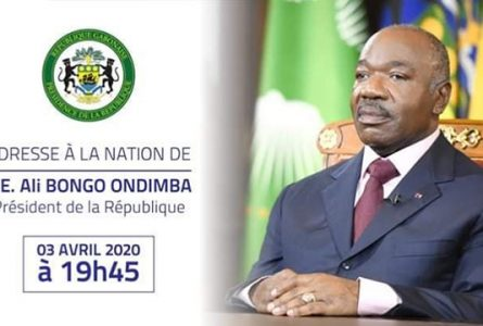 Ali Bongo s'adressera à nouveau à la Nation ce vendredi 3 avril 2020. © Facebook