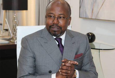 Le ministre d'Etat, en charge des Affaires étrangères, Alain-Claude Bilie-By-Nze, propose le confinement des pays africains pour échapper au Covid-19. © Gabonreview