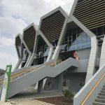 La Fegahand va solliciter bientôt une installation au Palais des sports à Libreville. © Twitter