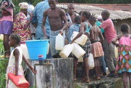 La seconde phase de la gratuité des consommations eau et électricité est exclusivement réservée aux GEF, selon le ministre de l'Energie et des Ressources hydrauliques, Pascal Houangni Ambouroue. © D.R.