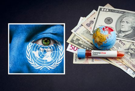 Ni les membres permanents du Conseil de sécurité des Nations-unies, ni les agences ne laisseront la covid-19 mettre à mal leur suprématie. Ils tenteront d'imposer un traitement maîtrisé par eux seuls et résultant de nouvelles découvertes. © Gabonreview/Shutterstock