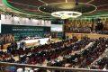 Signature de la déclaration de Kigali pour le lancement de la ZLECAf, le 22 mars 2019, lors du sommet extraordinaire de l'Union africaine dans la capitale du Rwanda. © Uneca
