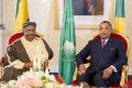 Le président gabonais passera le témoin à son homologue congolais en novembre prochain. © D.R.