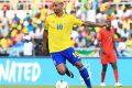 Mario Lemina est l'un des trois absents de la rencontre Gabon-Bénin, le 11 octobre 2020 à Lisbonne.© RFI