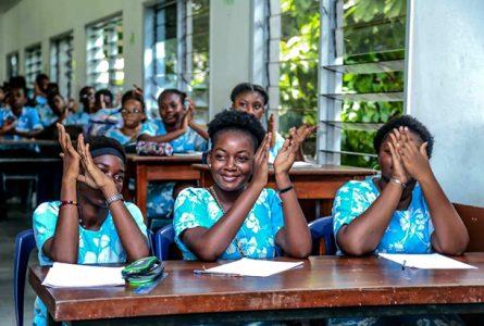 Les établissements scolaires publics du Gabon ont suspendu les inscriptions pour l'année scolaire 2021-2021. © D.R.
