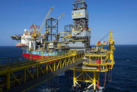 Les sociétés pétrolières pourraient réduire leur activité au Gabon. © D.R.