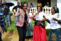 L'ancienne ministre des Transports d'Ali Bongo, Flavienne Nfoumou Ondo placée sous mandat dé dépôt le 27 novembre pour trafic d'enfants. © Gabonreview