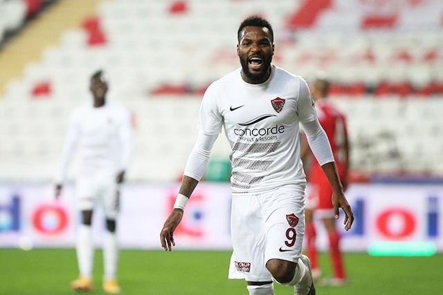 Football : Boupendza boucle l'année avec un quadruplé   Gabonreview.com    Actualité du Gabon  