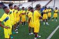 Bouenguidi Sports s'est fait sortir de la Ligue des champions 2021 par le TP-Mazembe.© Facebook