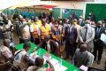 La mairie de Libreville a lancé ce 11 janvierunevastecampagne de dépistage volontaire et gratuit du Covid-19dans les marchés municipaux de la capitale. © Gabonreview