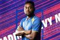 Levy Madinda a signé un contrat de six mois avec Sabah FC. ©hmetro.com