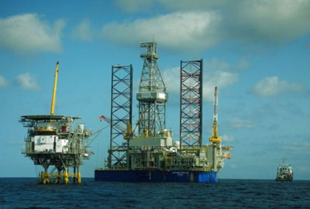 Vaalco Energy vient de finaliser l'acquisition de la participation de Sasol dans le bloc Etame Marin au large du Gabon. © D.R.