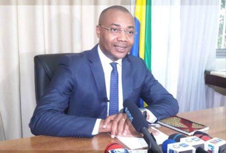 Selon Guy-Patrick Obiang, la situation épidémiologique du Gabon se stabilise. © D.R.