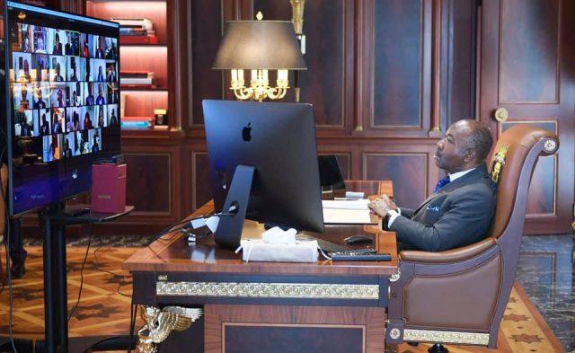 Gabon : Communiqué final du conseil des ministres du 29 avril 2021