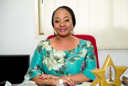 Pour Estelle Ondo, l'annonce de la réforme du Code civil consacrant plus de droits aux femmes, aurait dû être précédée de la mise en place de l'observatoire de l'égalité homme-femme. © D.R.