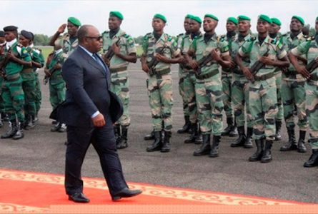 En 2020, le Gabon a consacré plus de 147 milliards de FCFA pour les dépenses militaires. © D.R.