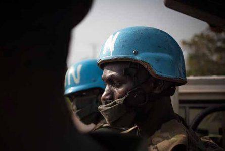 L'adjudant Hugues Roland Mandoukou a été relaxé après trois ans de détention préventive (illustration). © VOA Afrique