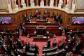 le Sénat français a adopté, le 20 juillet 2021, la réforme de l'aide au développement qui crée un dispositif de restitution aux populations des avoirs saisis dans les affaires dites de «biens mal acquis» par des dirigeants étrangers. © BERTRAND GUAY / AFP