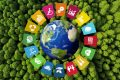 La nouvelle passerelle de données de l'ONU examine les 17 objectifs de développement durable et les décompose en 169 cibles et 231 indicateurs. © Gabonreview/Shutterstock