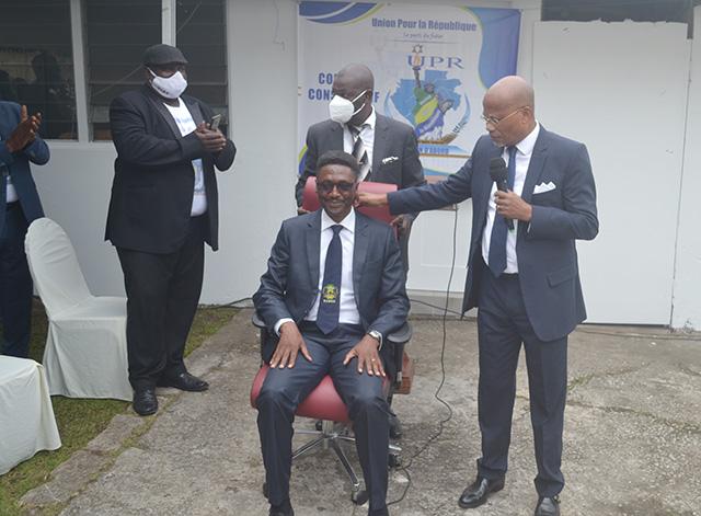 Gabon: L'UPR, dernier né des partis politiques pour rendre «le rêve gabonais possible»