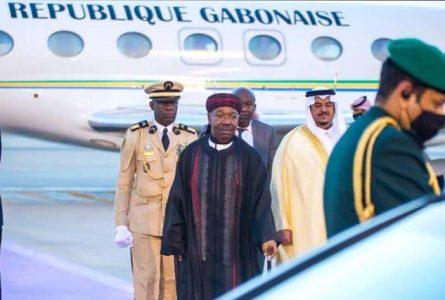 Ali Bongo est de retour sur la scène internationale. Mais il peine toujours autant à convaincre ses détracteurs sur la plénitude de ses capacités. © Facebook