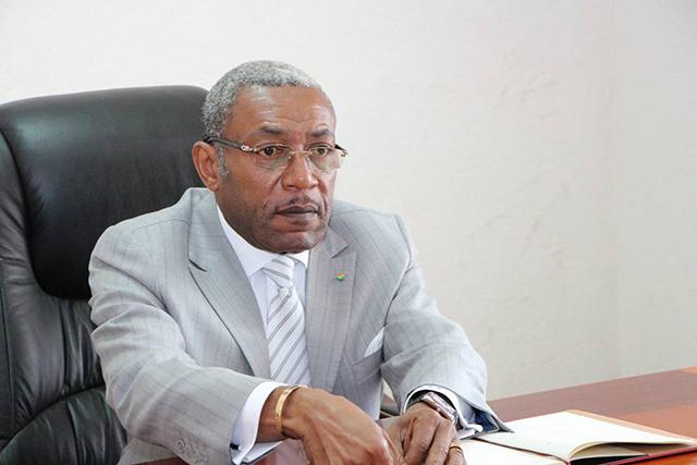 Eric Dodo-Bounguendza, le secrétaire général du PDG. © D.R.