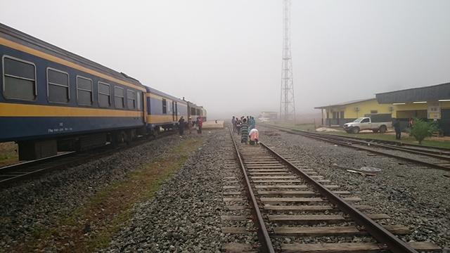 L'ARTF veut jouer son rôle de «gendarme du chemin de fer» au Gabon. © annesoetpaulaugabon.over-blog.com