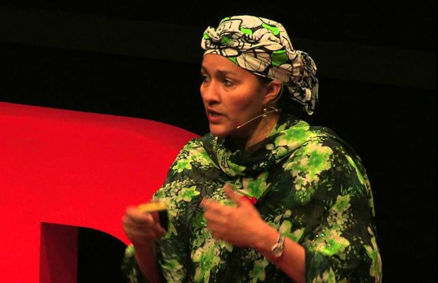 Amina J. Mohamed. © youtube.com