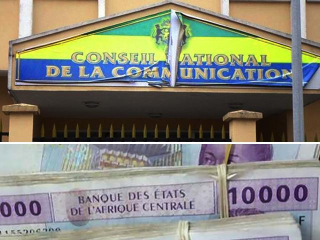 Les anciens Conseillers-membres du CNC réclament le versement de leurs primes  et le respect de la loi quant à leur préavis de fin de fonction et leur régime spécial de retraite. © Gabonreview