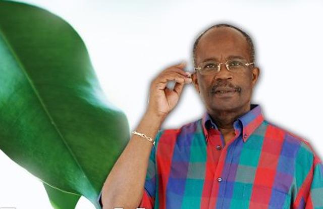 Casimir Oyé Mba. © D.R.