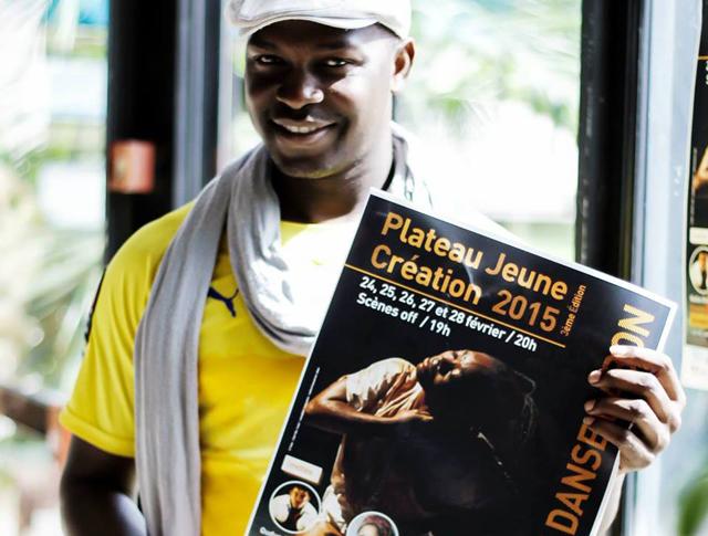 Jean Rémy Ogoula Latif, satisfait de la 3e édition. © Gabonreview