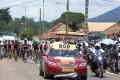 Tropicale Amissa Bongo : c'est parti, et Yohan Gene gagne à Lambaréné