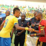 Le Gabon a dominé l'Angola (2-1), le 17 novembre 2019 à Franceville. © D.R.