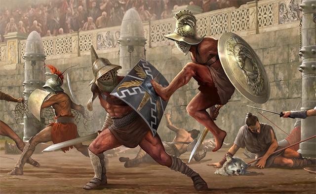 Le législatives dans La Dola promettent d'être un combat de gladiateurs. © pinterest