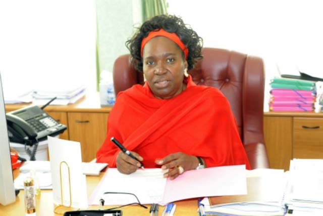 Pascaline Mferry Bongo Ondimba - © Fondation Albertine Amissa Bongo Ondimba
