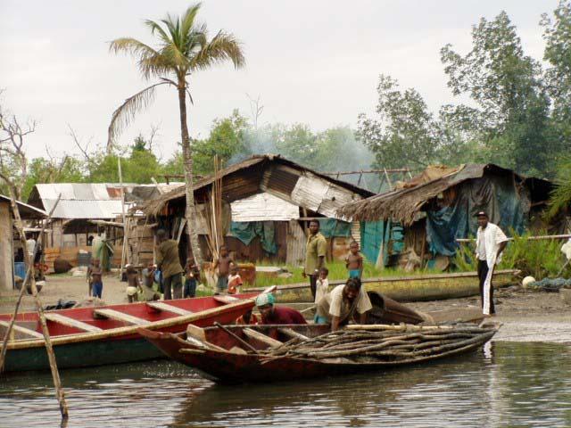 Village de pêcheurs - © nodc-gabon.org