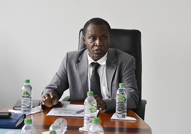 Joël Pono Opapé, le ministre de la Reforme de l'Etat, se serait-il endormi ? © Gabonreview