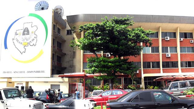 Le Trésor public à Libreville. © D.R.