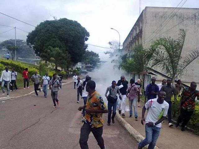 Université Omar-Bongo 25 mai 2012