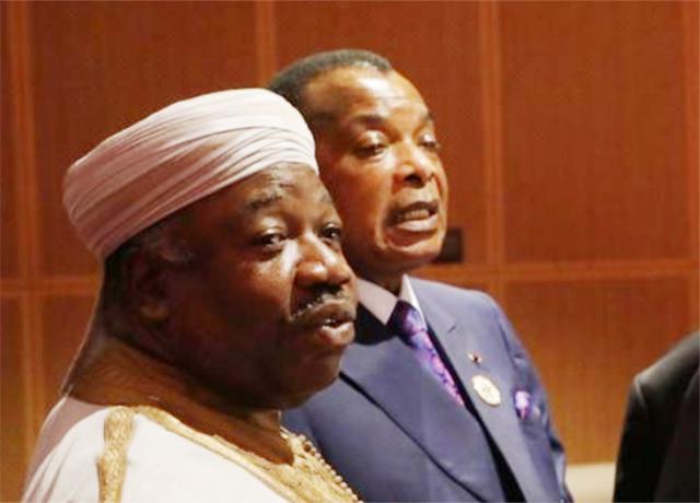 Avec l'affaire Okombi Salissa, les tensions vont-elles renaître entre Libreville et Brazzaville ? © Getty Images/Ludovic Marin
