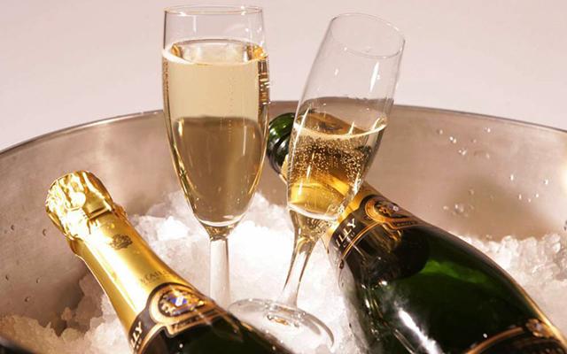 Le Gabon, 9e importateur de champagne en Afrique. © D.R.