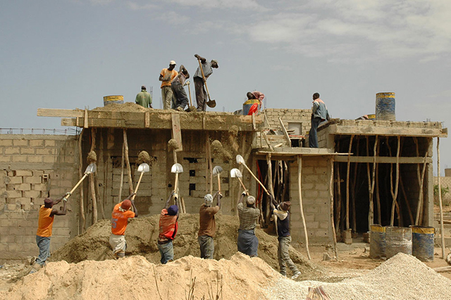 La mauvaise qualité de l'emploi en Afrique subsaharienne devrait atteindre plus de 72% en 2018. © D.R.