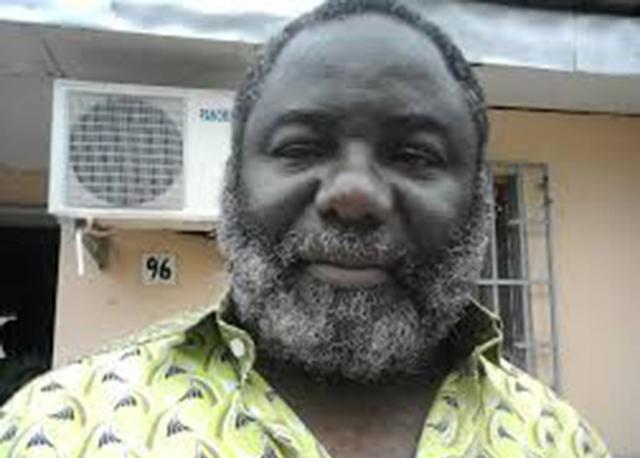 Jean Rémy Yama, président du Snec, à peine sortie de prison. ©. D.R.