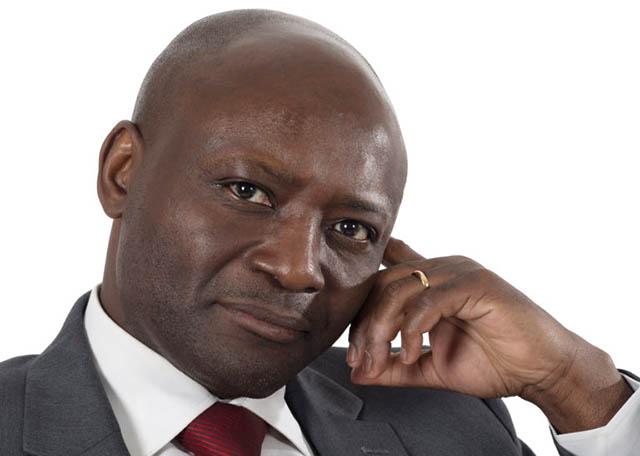 Bruno Ben Moubamba, vice-Premier ministre, ministre de l'Urbanisme, de l'Habitat social et du Logement. © D.R.