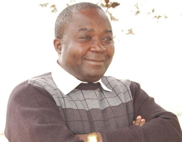 Jean Olivier Koumba Mboumba, le secrétaire général de l'UPG a été réhabilité dans ses fonctions. © D.R.