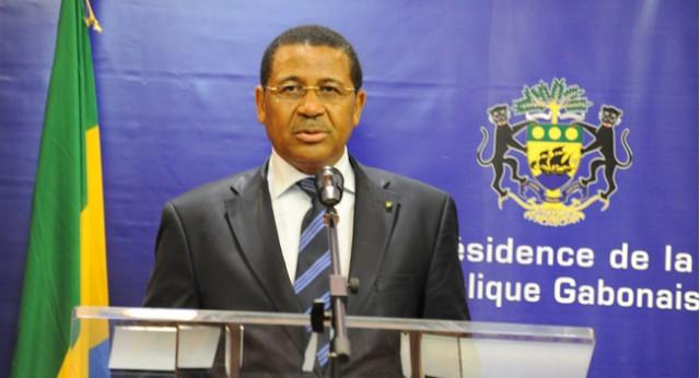 Daniel Ona Ondo. © DCP-Gabon