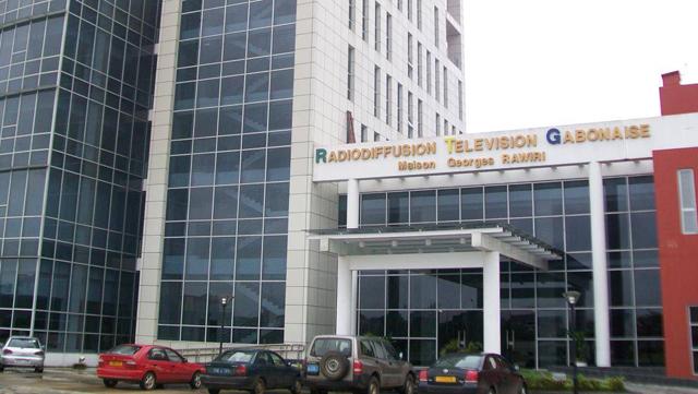 Le siège de Radio Gabon et de Gabon Télévision. ©littoral-gabon.e-monsite.com